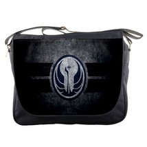 Messenger Bag Star Wars Logo American Battle Movie In Earth Galaxy Video Game An - $30.00