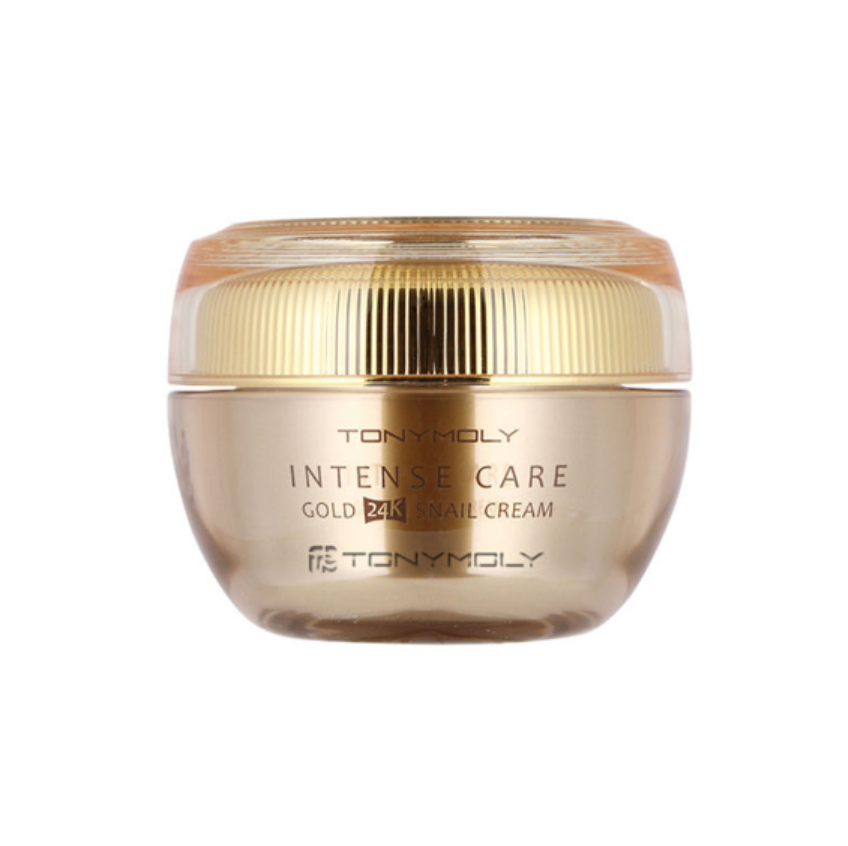 Tony Moly Intense Care Gold 24K Snail Cream 45ml with Free Gift& Tracking Number - $34.65
