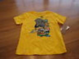 youth Boys 7 LRG roots equipment yellow t shirt NEW - $6.93