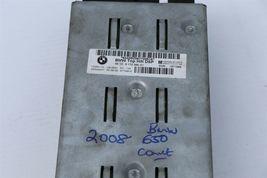 BMW E64 TOP Hifi Harman Becker Audio Amplifier Amp 65.12-9170386 image 4