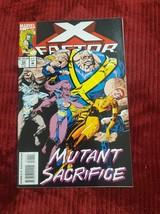 X-factor #94 Mutant Sacrifice - $3.99