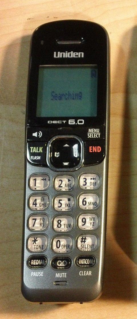 Uniden D1788 2t HANDSET - DECT6.0  cordless expansion tele phone remote wireless