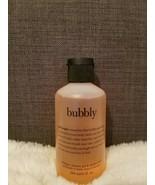 Philosophy Bubbly Shampoo, Shower Gel, Bubble Bath 6 FL OZ brand new, se... - $14.85