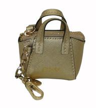 Portachiavi  keychain Guess  woman  borsetta portaspiccioli GOLD GU 8189 - $34.20