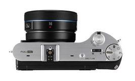 SAMSUNG NX300M Smart Camera with 18-55mm Lens Black/Self-Shot NEW image 4