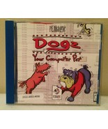 Dogz Your Computer Pet PC CD-ROM Computer Software Video Game 1995  - $5.99