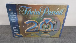 Trivial Pursuit Factory Sealed 20th Anniversary Edition Trivia Game - $12.82