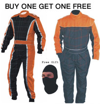 Latest Design Go Kart Race Suit Pack Buy One Get One Free (Free gifts in... - $135.99