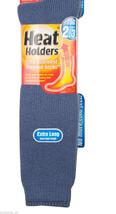 Mens LONG 2.3 Tog Heat Holders Thermal Socks 6-11 uk, 39-45 eur,7-12 us ... - $12.73