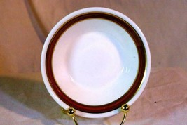 """Sterling China Medallion Berry Bowl 4 3/4"""" - $3.50"""