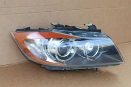 06-08 BMW E90 330i 4dr HID Xenon AFS Adaptive Headlight Passenger Right RH image 2