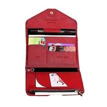 Elegant RFID Blocking Travel Document Organizer Passport Wallet Organize... - €13,61 EUR