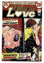 FALLING IN LOVE #141 comic book 1973-DC ROMANCE COMICS-RARE LATE high grade - $62.08