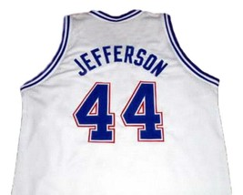 Richard Jefferson Moon Valley High School Basketball Jersey Sewn White Any Size image 2