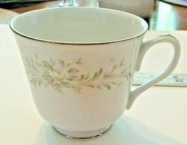 """Grace Fine China - Rhapsody Pattern - 3"""" FOOTED CUP - JAPAN - NEW Never ... - $5.00"""