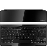 Logitech Ultrathin Keyboard Cover Black for iPad 2 and iPad (3rd/4th gen... - $18.40