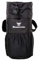 Moosetreks Bike Handlebar Stem Bag | Food Snack Storage, Water Bottle Ho... - £20.43 GBP