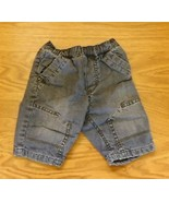Mexx Jean Pants Boy 0-3M Cotton LKZ43278 - $7.41