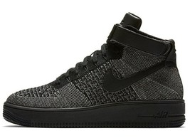 NIKE AIR FORCE 1 ULTRA FLYKNIT MID SIZE 11.5 NEW W/BOX FAST SHIPPING(817... - $99.25