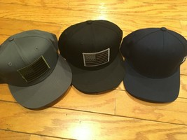 New Era US Flag Hat Cap Adjustable Trucker Hat Lot of 3 - $35.00
