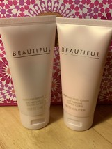 Estee Lauder Beautiful Lotion and Shower Gel 2.5 Fl Oz 75ml Each  NEW - $24.74