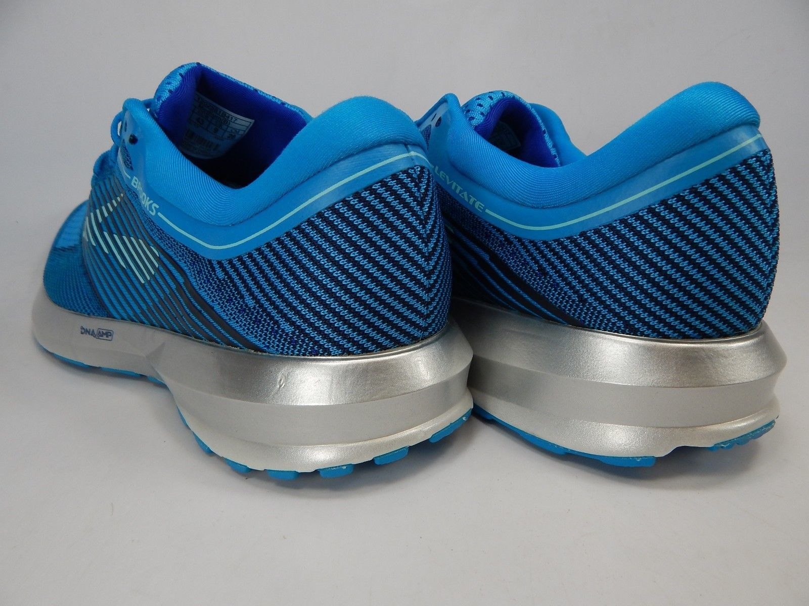 Brooks Levitate Size US 11 M (B) EU 43 Women's Running Shoes Blue 1202581B417
