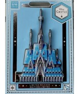 Frozen Castle Pin – Disney Castle Collection – Limited Release IN HAND - $179.99