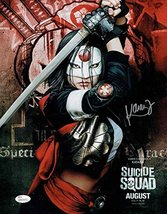 Karen Fukuhara Suicide Squad Signed 11x14 Photo Certified Authentic JSA COA - $197.99