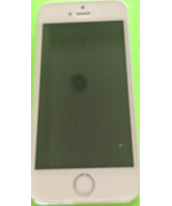 Apple Iphone 5S cell phone  and smartphone 32 GB (Gigabytes) White Silver - $150.00