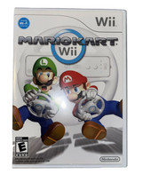 Mario Kart Wii (Wii, 2008) - Case & Cover Art ONLY; No Game or Manual - $7.87