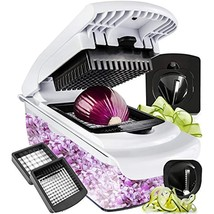 Vegetable Chopper Spiralizer Slicer - Dicer Onion Food Pro Choppers And ... - $27.89