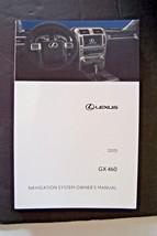 2015 Lexus gx 460 Navigation Owner Operator Manual User Guide new original - $44.54