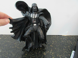 2005 HASBRO STAR WARS ACTION FIGURE DARTH VADER UNLEASHED LOOSE  L2 - $24.45