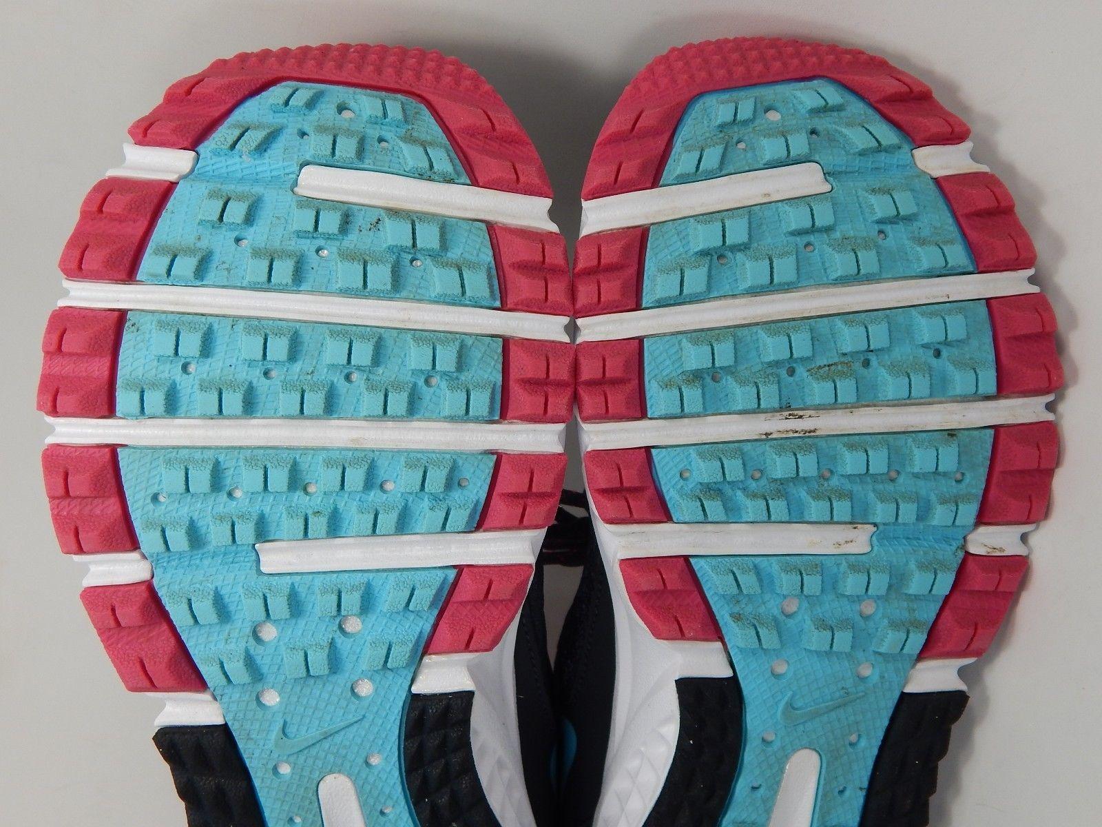 Nike Wild Trail Running Shoes Women's Size US 9.5 M (B) EU 41 Gray 643074-001