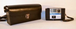 Vintage KeyStone Electronic Flash 725EF Camera with Leather Case - $9.90
