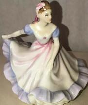 Lovely  Royal Doulton Figurine #21 HN 3215 Ninette Peggy Davis 1970 - $24.75
