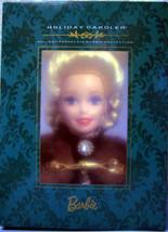 BARBIE HOLIDAY CAROLLER Porcelain Collection 1996 Mattel  #15760 NRFB - $48.51