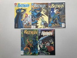 Lot of 11 Batman (1940) from #414-470 VF Very Fine - $29.70