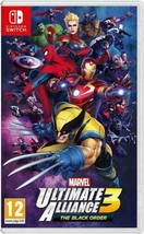 Marvel Ultimate Alliance 3: The Black Order (Nintendo Switch, 2019) - $54.24