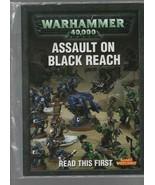 Assault on Black Reach - Warhammer 40,000 - SC - Games Workshop - We Com... - $1.67