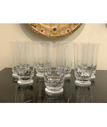 Moser Lead Free Crystal Mozart Water Highball Glasses Set of 12 - $939.51