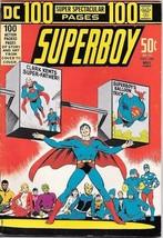 Superboy Comic Book #185 DC Comics 1972 FINE+/VERY FINE- - $36.18