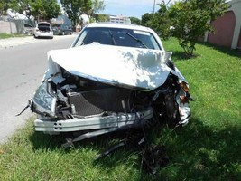Driver Left Sun Visor Illuminated Fits 06-10 INFINITI M35 474594 - $57.42
