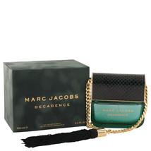 Marc Jacobs Decadence Perfume 3.4 Oz Eau De Parfum Spray image 3