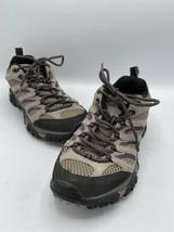 Merrell Women's US 5 Moab Ventilator Hiking Sneaker Brown/Purple J32678 Excellen - $22.90