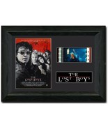 The lost Boys 35 mm Film Cell Display Framed Cast Signed Kiefer Sutherland - $18.40