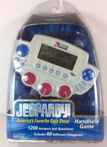 2002 Jeopardy! Electronic Hand-Held Game Tiger Games Hasbro NEW - $15.35