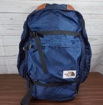 VTG The North Face Hiking Camping XL Backpack w/ Internal Frame Bag - $98.99