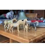 Plastic Toy Horses - 6 Pack - $22.50