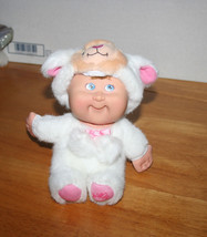 "Cabbage Patch Kids Doll in Sheep Costume Lamb Outfit Plush Adorable - 6""... - $14.99"